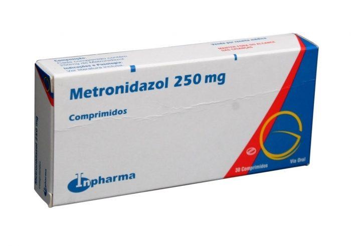 Metronidazol precisa de receita
